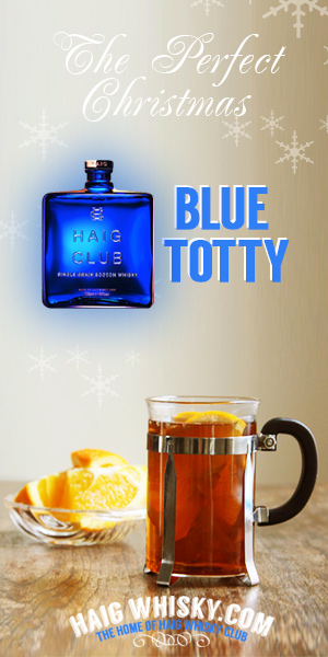 Haig Club Blue Totty - Haig Club Scotch Whisky Recipe