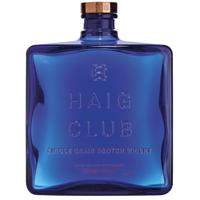 Haig Club Range of Scotch Whisky