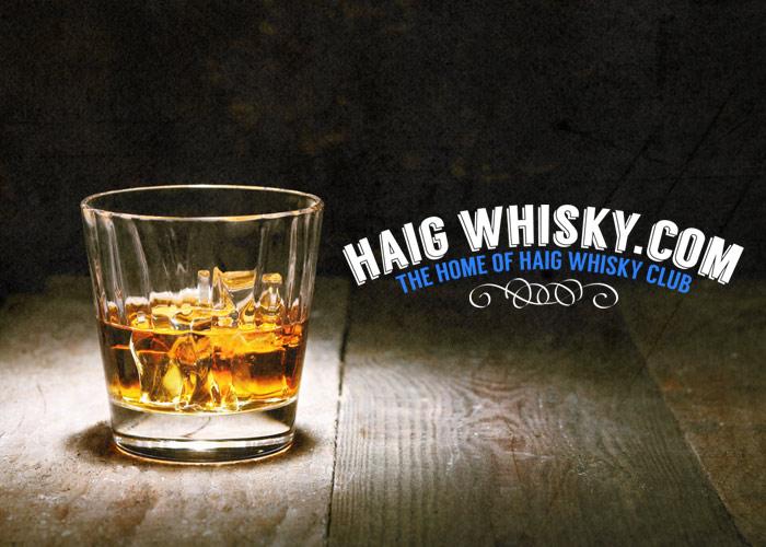 Haig Whisky Stuart McNamara - Scotch & Irish Whiskey Writer