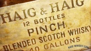 Haig Whisky - The History of Haig Whisky