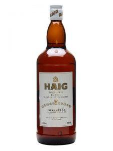 Haig Gold Label / Large Bottle Blended Scotch Whisky