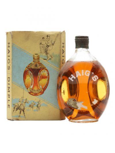 Haig's Dimple / Bot.1950s / Spring Cap Blended Scotch Whisky