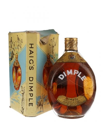 Dimple Haig / Bot.1960s / Spring Cap Blended Scotch Whisky