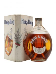 Haig & Haig 12 Year Old / Bot.1940s / Spring Cap Blended Scotch Whisky