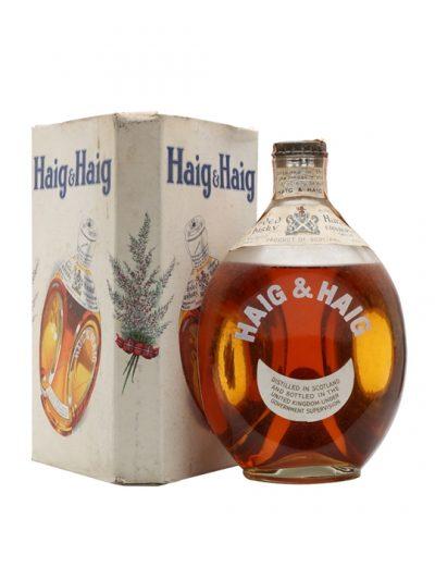 Haig & Haig 12 Year Old / Bot.1940s / Spring Cap Blended Scotch Whisky